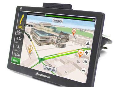 Обновление карт навигаторов