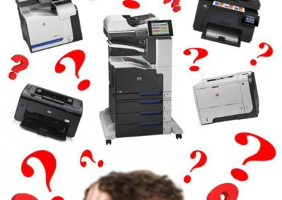 Настройка принтеров, сканеров и других устройств